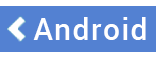 Android with spacer